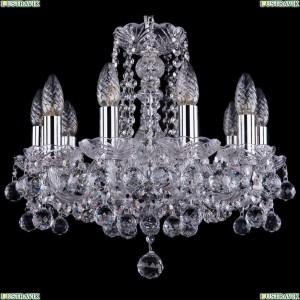 1402/10/141/Ni/Balls Хрустальная подвесная люстра Bohemia Ivele Crystal (Богемия)