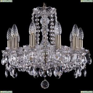 1402/10/141/Pa Хрустальная подвесная люстра Bohemia Ivele Crystal (Богемия)