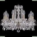 1402/10/160/Pa Хрустальная подвесная люстра Bohemia Ivele Crystal