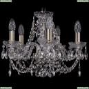 1406/5/141/Pa Хрустальная подвесная люстра Bohemia Ivele Crystal (Богемия)