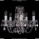 1406/5/141/Pa/Leafs Хрустальная подвесная люстра Bohemia Ivele Crystal (Богемия)