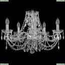 1406/5/195/Ni Хрустальная подвесная люстра Bohemia Ivele Crystal (Богемия)