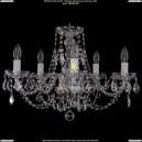 1406/5/195/Pa/Leafs Хрустальная подвесная люстра Bohemia Ivele Crystal (Богемия)