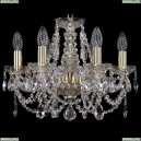 1406/6/141/G Хрустальная подвесная люстра Bohemia Ivele Crystal (Богемия)