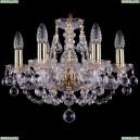 1406/6/141/G/Balls Хрустальная подвесная люстра Bohemia Ivele Crystal (Богемия)