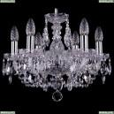 1406/6/141/Ni Хрустальная подвесная люстра Bohemia Ivele Crystal (Богемия)