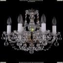 1406/6/141/Pa/Balls Хрустальная подвесная люстра Bohemia Ivele Crystal (Богемия)