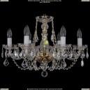1406/6/195/G/Leafs Хрустальная подвесная люстра Bohemia Ivele Crystal (Богемия)