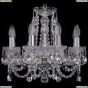 1406/8/141/Ni Хрустальная подвесная люстра Bohemia Ivele Crystal (Богемия)