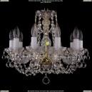1406/10/141/G/Balls Хрустальная подвесная люстра Bohemia Ivele Crystal (Богемия)