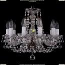 1406/10/141/Pa/Balls Хрустальная подвесная люстра Bohemia Ivele Crystal (Богемия)