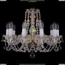 1406/10/160/G/Balls Хрустальная подвесная люстра Bohemia Ivele Crystal (Богемия)