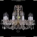 1406/10/160/G/Leafs Хрустальная подвесная люстра Bohemia Ivele Crystal (Богемия)
