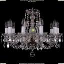1406/10/160/Pa/Leafs Хрустальная подвесная люстра Bohemia Ivele Crystal (Богемия)