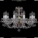 1406/10/195/Pa/Balls Хрустальная подвесная люстра Bohemia Ivele Crystal (Богемия)