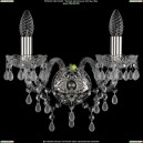 1410B/2/141/Ni/V0300 Хрустальное бра Bohemia Ivele Crystal