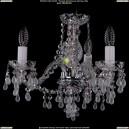 1410/3/141/Ni/V0300 Хрустальная подвесная люстра Bohemia Ivele Crystal (Богемия)