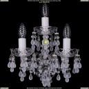 1410B/2+1/141/Ni/V0300 Хрустальное бра Bohemia Ivele Crystal (Богемия)