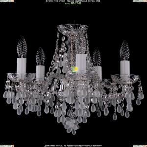 1410/5/141/Ni/0300 Хрустальная подвесная люстра Bohemia Ivele Crystal (Богемия)