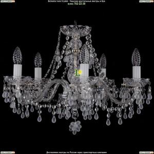 1410/5/195/Ni/0300 Хрустальная подвесная люстра Bohemia Ivele Crystal (Богемия)