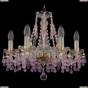 1410/6/160/G/7010 Хрустальная подвесная люстра Bohemia Ivele Crystal (Богемия)