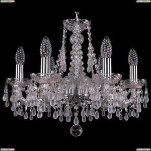 1410/6/160/Ni/0300 Хрустальная подвесная люстра Bohemia Ivele Crystal (Богемия)
