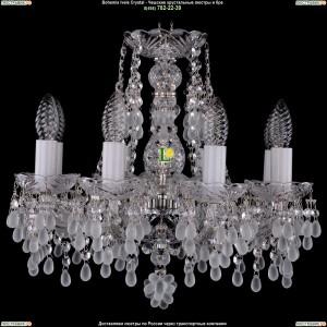 1410/8/141/Ni/0300 Хрустальная подвесная люстра Bohemia Ivele Crystal (Богемия)