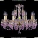 1410/8/160/G/V7010 Хрустальная подвесная люстра Bohemia Ivele Crystal (Богемия)