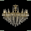 71202/16/300 B GB Подвесная люстра под бронзу из латуни Bohemia Ivele Crystal (Богемия), 7102