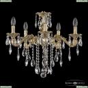 71202/5/175 B G Подвесная люстра под бронзу из латуни Bohemia Ivele Crystal (Богемия), 7102