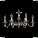 71202/6/175 NB Подвесная люстра под бронзу из латуни Bohemia Ivele Crystal (Богемия), 7102