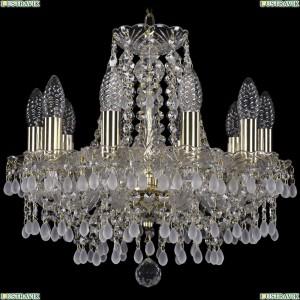 1410/10/141/G/V0300 Хрустальная подвесная люстра Bohemia Ivele Crystal (Богемия)