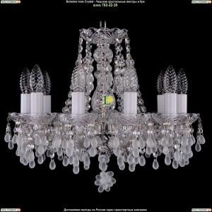 1410/10/141/Ni/0300 Хрустальная подвесная люстра Bohemia Ivele Crystal (Богемия)
