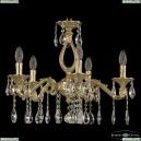 71302/5/175 A G Подвесная люстра под бронзу из латуни Bohemia Ivele Crystal (Богемия), 7102