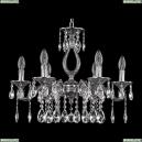 71302/6/175 A NB Подвесная люстра под бронзу из латуни Bohemia Ivele Crystal (Богемия), 7102