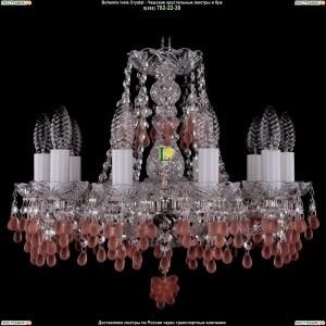 1410/10/141/Ni/7010 Хрустальная подвесная люстра Bohemia Ivele Crystal (Богемия)
