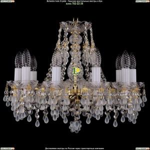 1410/10/160/G/0300 Хрустальная подвесная люстра Bohemia Ivele Crystal (Богемия)