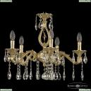 71402/5/175 A G FD2S Подвесная люстра под бронзу из латуни Bohemia Ivele Crystal (Богемия), 7102