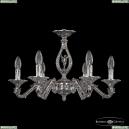 71402/6/175 NB FA5S Подвесная люстра под бронзу из латуни Bohemia Ivele Crystal (Богемия), 7102