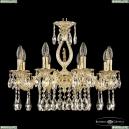 71402/8/175 A GW FH1S Подвесная люстра под бронзу из латуни Bohemia Ivele Crystal (Богемия), 7102