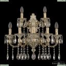 7201B16/5+2/210 A GW Бра под бронзу из латуни Bohemia Ivele Crystal (Богемия), 7201