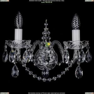 1411/2/Big/Ni Хрустальная бра Bohemia Ivele Crystal (Богемия)
