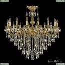 72101/16/360 B G Подвесная люстра под бронзу из латуни Bohemia Ivele Crystal (Богемия), 7201