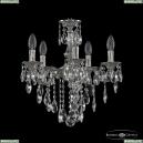 72101/5/125 B Ni Подвесная люстра под бронзу из латуни Bohemia Ivele Crystal (Богемия), 7201
