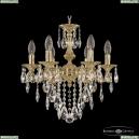 72101/6/125 B G Подвесная люстра под бронзу из латуни Bohemia Ivele Crystal (Богемия), 7201