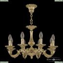 72101/8/175 G Подвесная люстра под бронзу из латуни Bohemia Ivele Crystal (Богемия), 7201