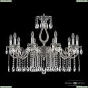 72301/10/300 A NB Подвесная люстра под бронзу из латуни Bohemia Ivele Crystal (Богемия), 7201