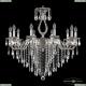 72301/10/300 B NB Подвесная люстра под бронзу из латуни Bohemia Ivele Crystal (Богемия), 7201