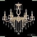 72301/6/210 B GW Подвесная люстра под бронзу из латуни Bohemia Ivele Crystal (Богемия), 7201