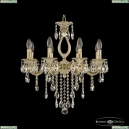 72301/8/175 B GW Подвесная люстра под бронзу из латуни Bohemia Ivele Crystal (Богемия), 7201